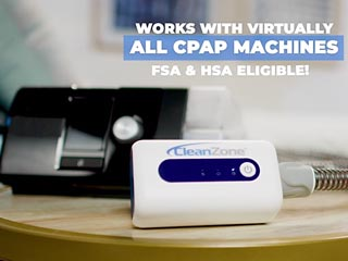 Clean Zone CPAP Cleaner