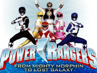 Power Rangers DVD Collection