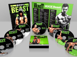 Body Beast DVD Workout