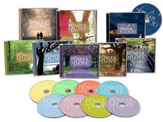 The Power of Love 9 CD Box Set