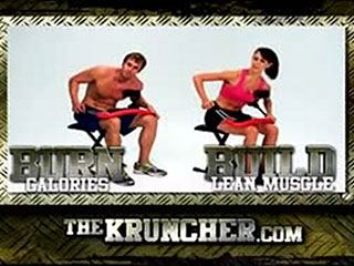 The Kruncher Ultimate Ab Machine