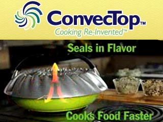 ConvecTop Convection Lid