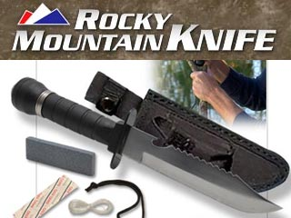 Rocky Mountain Knife