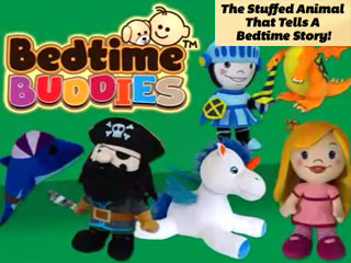 Bedtime Buddies Stuffed Animals