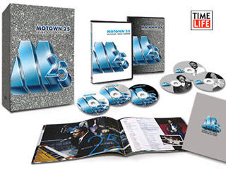 Motown 25th Anniversary DVD Box Set