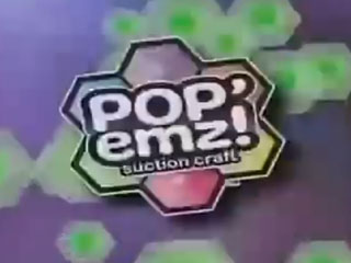 Pop'emz Suction Cup Art