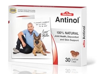 Vetz Petz Antinol for Dog Joint Health