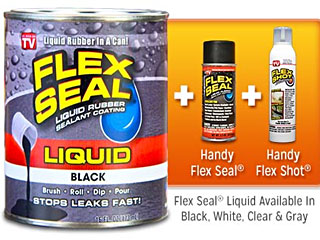 Flex Seal Liquid – Rubber in a Can
