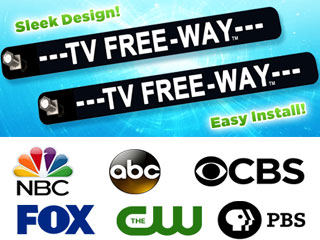 TV Free-Way Digital Antenna