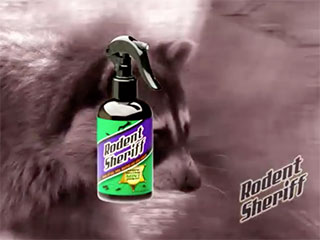 Rodent Sheriff Natural Pest Repellent