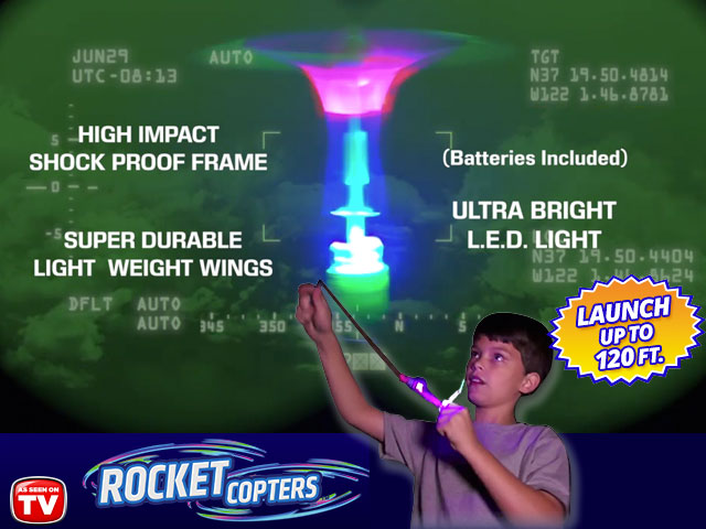 Rocket Copters