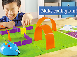 Code & Go Robot Mouse Activity Set