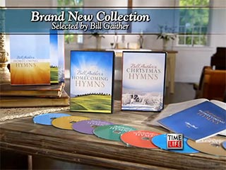 Bill Gaither's Homecoming Hymns Collection from Time Life