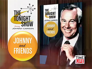 Johnny and Friends – The Tonight Show Starring Johnny Carson DVD Collection