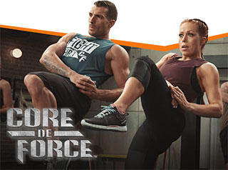 Core de Force MMA Workout