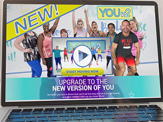 YOUv2 Beginner Health and Fitness Workout from Beachbody