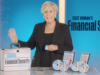 Suze Orman's Financial Security Now from Time Life