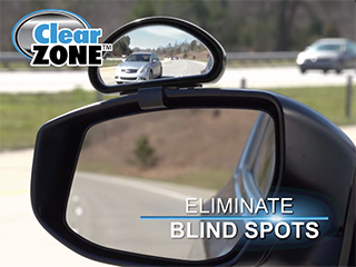 ClearZone Blind Spot Mirror