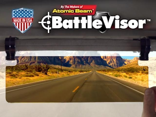 Battle Visor – Perfect vision for driving