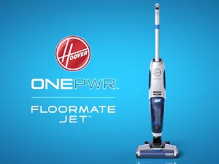 Hoover Cordless Floormate Jet – One-step Vacuuming and Washing